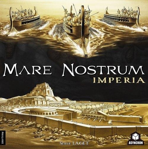 Mare Nostrum Imperia Laget Serge