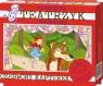 Czerwony kapturek Edukacyjny teatrzyk kukiełkowy