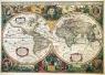 Kalendarz Trójdzielny Antyczna mapa 2016