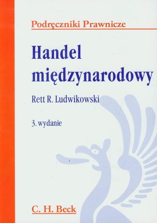 Handel międzynarodowy Ludwikowski Rett R.