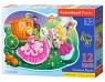 Puzzle maxi konturowe Cinderella 12 elementów