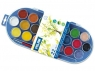 Farby wodne w pastylkach Primo 22 kolory + pędzelek