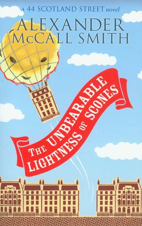 Unbearable Lightness of Scones Smith Alexander