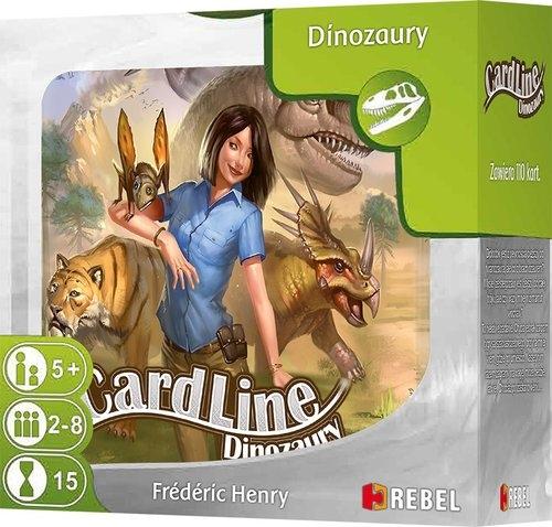 Cardline Dinozaury (99299) Frédéric Henry