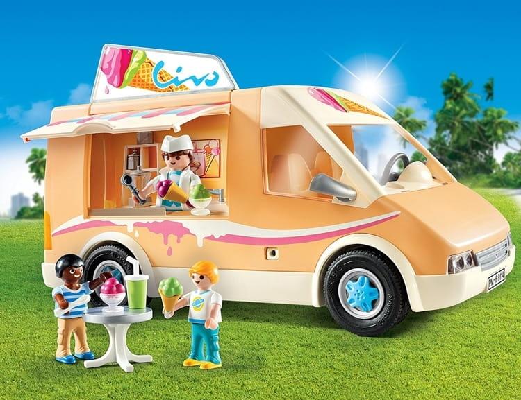 Playmobil City Life: Furgonetka z lodami (9114)