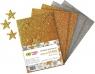 Naklejki piankowe Brokat Stars A5/5k (447318)