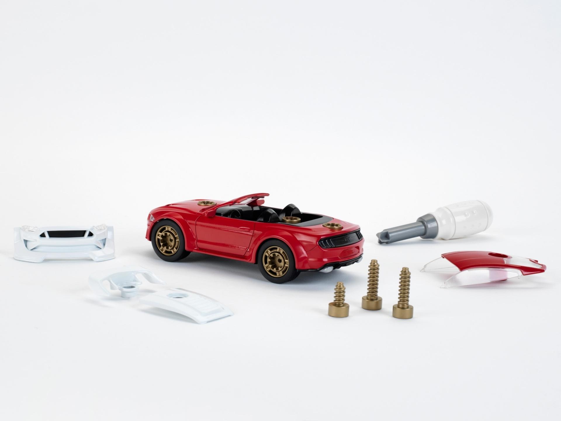 Zestaw do tuningu Ford Mustang (Klein 3314)
