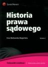 Historia prawa sądowego Borkowska-Bagieńska Ewa