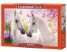Puzzle 1000 Romantic Horses