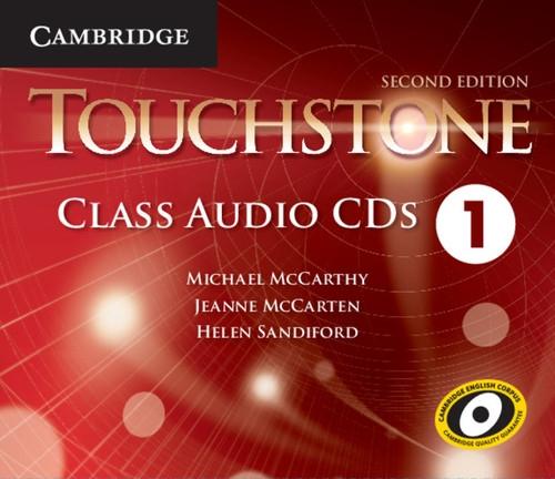 Touchstone 1 Class McCarthy Michael, McCarten Jeanne, Sandiford Helen