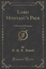 Lord Montagu's Page, Vol. 1 of 3