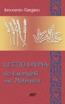 Lectio Divina 2 Do Ewangelii Św Mateusza  Gargano Innocenzo
