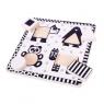 Czarno-Białe Puzzle Zwierzątka