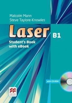 Laser 3rd Edition B1 SB + CD-ROM + eBook Malcolm Mann, Steve Taylore-Knowles