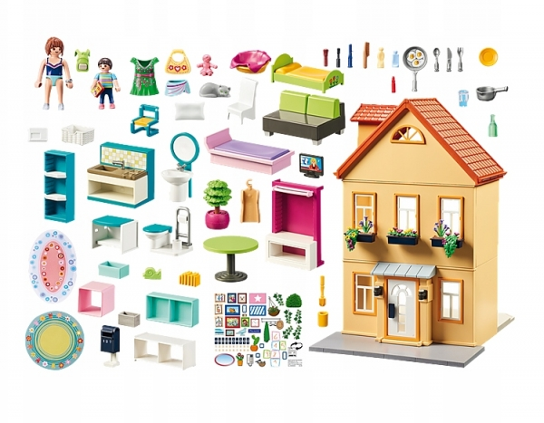 Moje małe miasto: Mój miejski domek (70014)