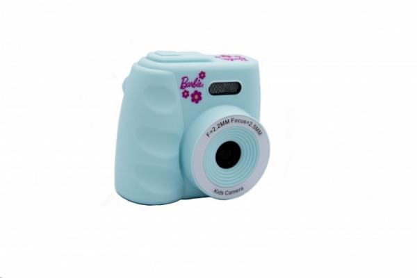 Cyfrowy aparat fotograficzny Barbie niebieski (BB-KIDCAM20-LB)