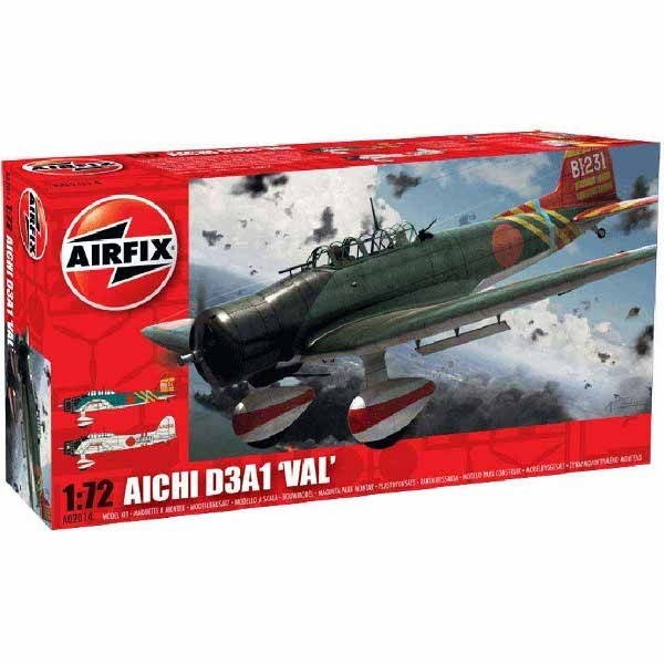 AIRFIX Aichi D3A1 VAL