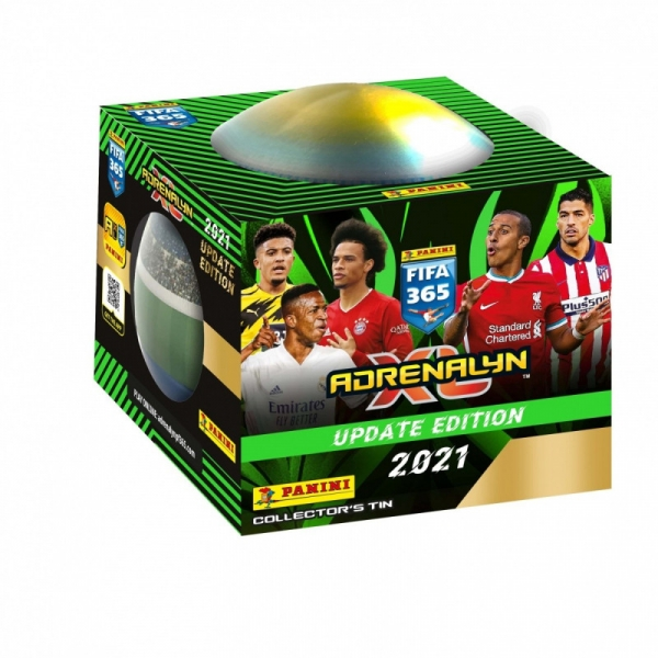 Karty FIFA 365 2021 update Puszka kolekcjonera (048-01606)