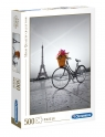 Clementoni, puzzle High Quality Collection 500: Romantic promenade in Paris