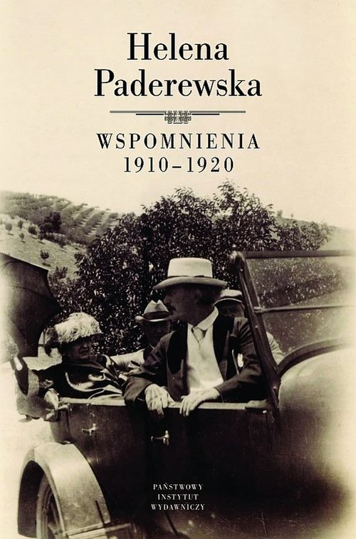 Helena Paderewska Wspomnienia 1910-1920