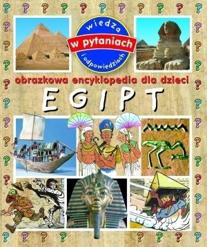 Egipt. Obrazkowa encyklopedia dla dzieci Paroissien Emmanuelle