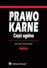Prawo karne Część ogólna Warylewski Jarosław