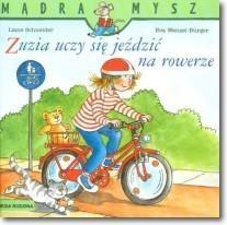 Zuzia uczy się jeździć na rowerze Schneider Liane, Wenzel-Burger Eva