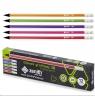 Ołówek grafitowy Zenith 2B mix