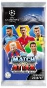 Champions League UEFA Match Attax 2016/17 saszetka z kartami