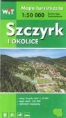 Mapa turystyczna - Szczyrk i okolice WIT praca zbiorowa