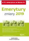 Emerytury zmiany 2019 Radecka Krystyna