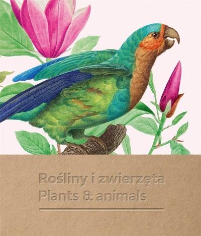 Rośliny i zwierzęta. Atlasy historii naturalnej.. praca zbiorowa