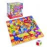 Puzzle piankowe Gra Węże i Drabiny  (0014)