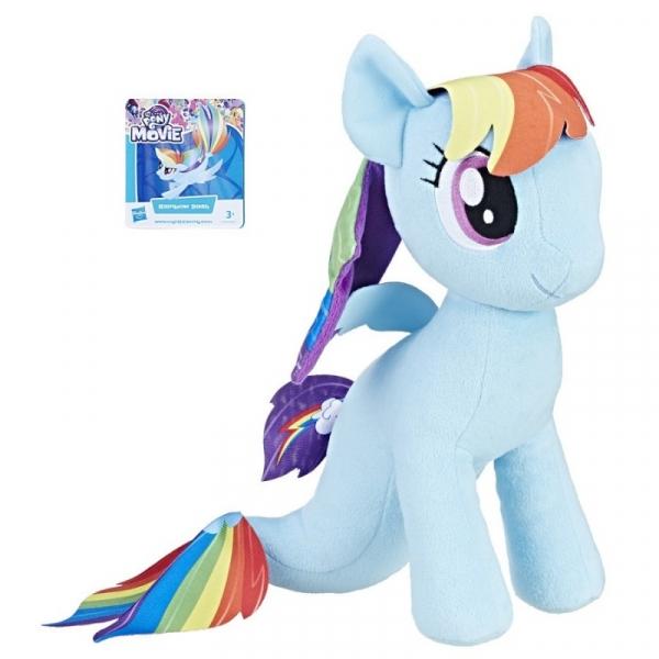 My Little Pony, Kucykowe przytulanki RAINBOW DASH TWINKLE (B9817/C2965)