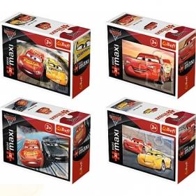 Puzzle 20 MiniMaxi Cars 3 Pierwszy na mecie