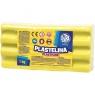 Plastelina Astra, 1 kg - cytrynowa (303111004)