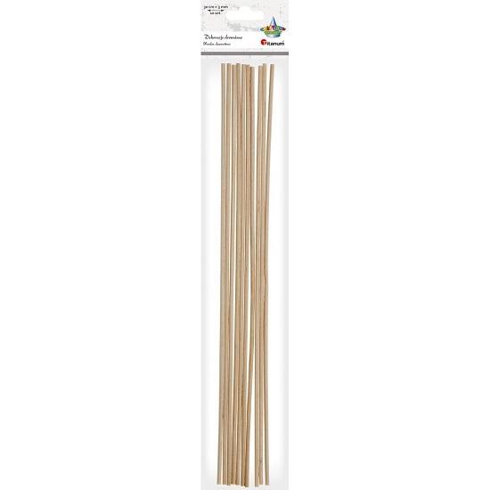 Patyczki drewniane, 10 szt. (390562)
