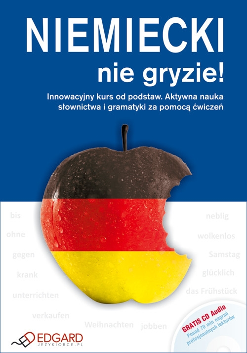 Niemiecki nie gryzie Łuniewska Krystyna