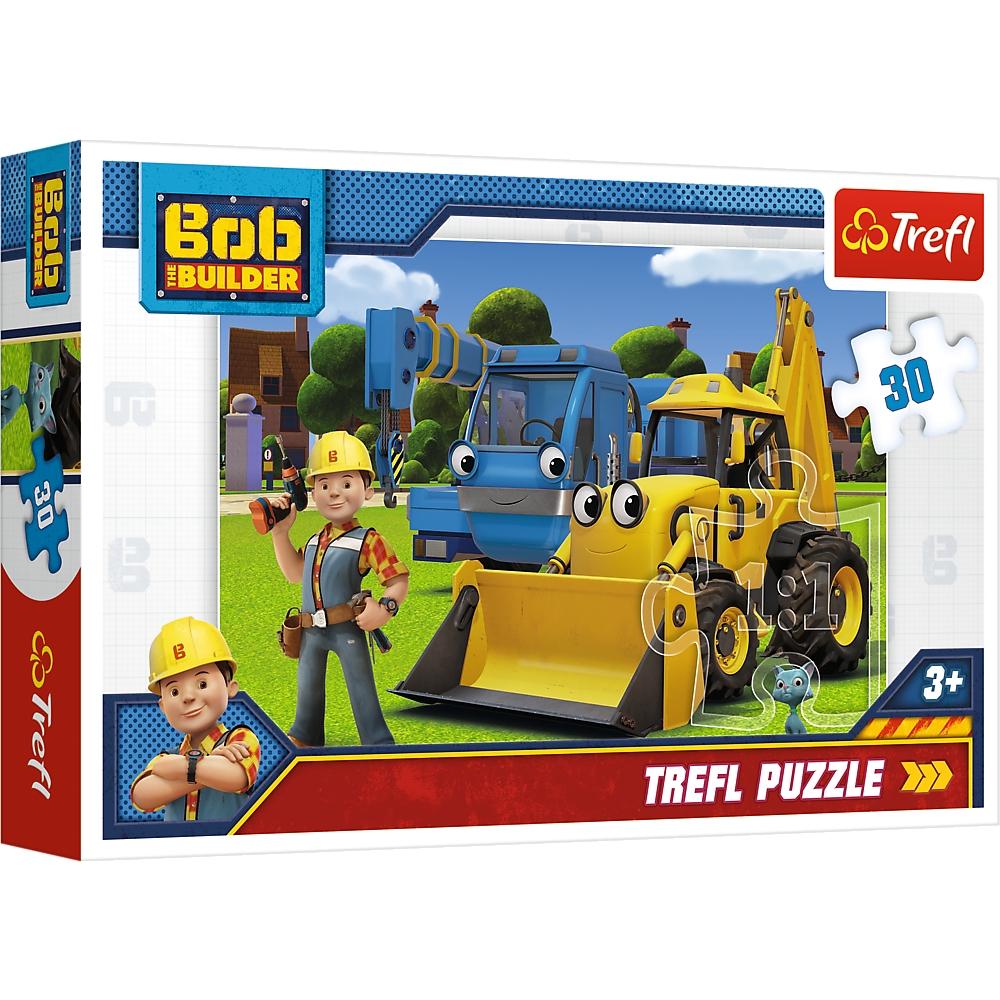 Puzzle 30: Bob Budowniczy - Nowe wyzwanie (18214)
