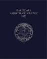 Kalendarz National Geographic 2022, granatowy