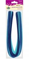 Dodatek dekoracyjny Craft-fun druciki kreatywne 06x50 cm w tonacji niebieskiej  (109 20 009)