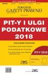 PIT-y i ulgi podatkowe 2018 Podatki 2/2019 Podatki 2/2019 Praca zbiorowa