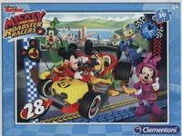 Puzzle 30: Mickey and the Roadster