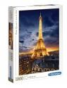 Clementoni, puzzle High Quality Collection 1000: Wieża Eiffela (39514)
