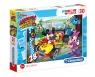 Puzzle SuperColor 30: Mickey i wyścigówka (08514)Wiek: 3+