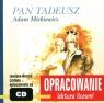 Pan Tadeusz Adam Mickiewicz