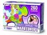 Puzzle edukacyjne mapa Europy 260 elementów