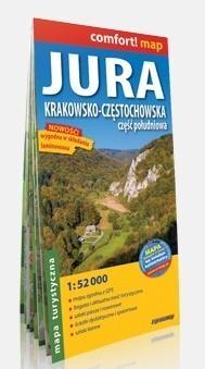 Comfort!map Jura Krk-Częst. cz.południowa w.2019 praca zbiorowa