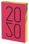 ART Kalendarz A5 różowy 2020 -