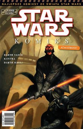 Star Wars Komiks 10/2009